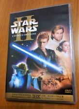 STAR WARS II-L'Attacco dei cloni-DVD  Doppio- Versione FUORI PRODUZIONE- Raro !
