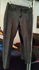 Women's Misses H&M Black Wash Jeans Pants Size 12