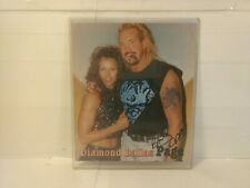 Diamond Dallas Page Ddp Wcw Wrestling Autographed Signed Magazine Page n249