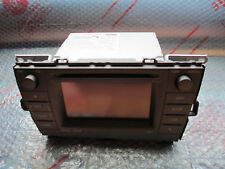 2012 2013 2014 Toyota Prius CD RECEIVER Radio HD XM WIRE, NAVIGATION GPS OEM