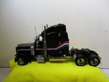 1/24 SCALE FRANKLIN MINT THE PETERBILT 379 SEMI TRUCK