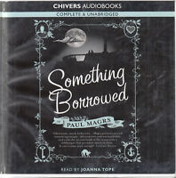Paul Magrs Something Borrowed 8CD Audio Book Unabridged Brenda and Effie 2