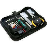 ammoon Guitar Maintenance Cleaning Tool Kit for Guitar Bass Ukulele K6O4