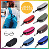 Glasses Case Portatives Zipper Hard Case Protector Sunglasses Case Eyewear Box