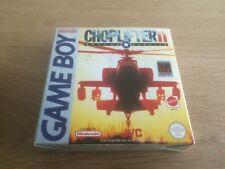 Choplifter 2 II Nintendo Gameboy Classic Game Jeu Spiel OVP Boite