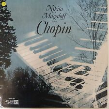 vinyl lp record NIKITA MAGALOFF plays CHOPIN, smsa 2444