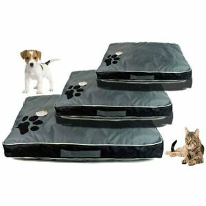 Dog Cushion Bed For Large Dog Oxford Cloth Puppy Breathable Waterproof Dog Mat