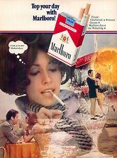 MARLBORO-CIGARETTES - 1969-iii - publicité-publicité-genuineadvertising-NL - Correspondance