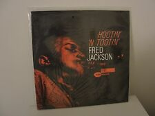 Fred Jackson - Hootin' 'N Tootin' - Blue Note 45RPM 2LP #'d SEALED Analogue Prod