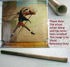 Vintage Original NIKE Poster Michael Air Jordan Reverse DUNK Jumpman OLD STOCK