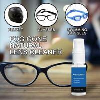20ml Anti-fog Agent Spray Car Window Glasses Swim Goggles Scuba Dive Lens Sport