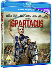 Spartacus (with UltraViolet Copy) [Blu-ray]