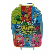 Bin Weevils School Travel Trolley Roller Wheeled Bag Brand New Gift