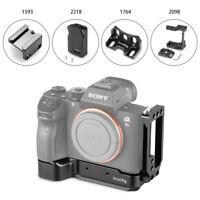 SmallRig L-Bracket for Sony Camera A7III/A7M3/A7RIII/A9/Half Cage for A7R III
