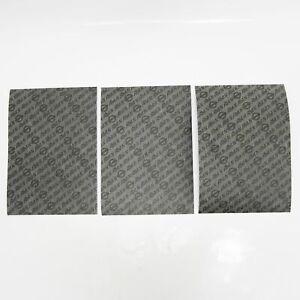 3x Sealant Material Abil N 0,25mm A4 297x210mm Dichtpapier Universal