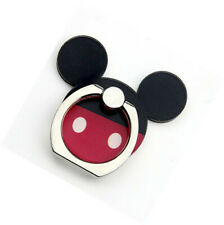 Mobile Phone Mickey Mouse 360° Finger Grip Ring Sticky Stand Holder Rotate