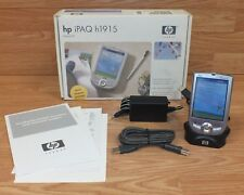 Genuine HP (H1915) iPAQ Pocket PC With Stang, USB & Power Supply **READ**