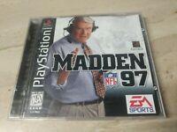 Madden NFL 97 PlayStation