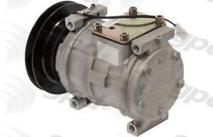 A/C  Compressor And Clutch- New Global Parts Distributors 6511523