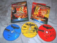 Command & Conquer Red Alert 2 RED STRIKE edition and  Yuri's Revenge exp VGC