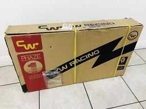 NOS CW Racing Phaze 1 Legend Team Yellow Limited Only 40 Sets - Juan Mattos Bike