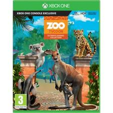 Zoo Tycoon Ultimate Collection Xbox One New Sealed UK Pal Children Age 3 + Years
