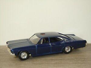 Chevrolet Police Car - Cragstan 8115 Israel *53396