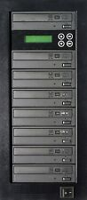 MediaStor #a07 1-7, 1 to 7 Target 24X DVD LiteOn Burner Duplicator Replication