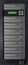 MediaStor #a07 1-7, 1 to 7 Target 24X DVD LiteOn Burner Duplicator Replication