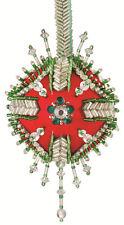 Retired The Cracker Box Christmas Ornament Kit  Cavalier