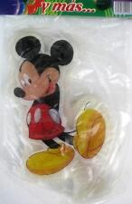 MICKEY MOUSE Minnie Party Favor Supplies Candle Decoration Kit Cupcake Favors NW