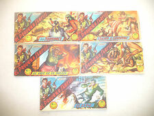 LOT OF 71 MEXICAN COMICS  MEXICO EL PEQUENO SHERIFF 1953
