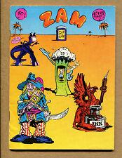 Zam Zap Jam - Underground Comic - Crumb Shelton - S. Clay Wilson 1st