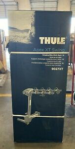 Thule Apex XT Swing 4-Bike Hitch Rack