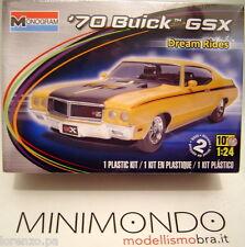 KIT 1970 BUICK GSX 1/25 REVELL MONOGRAM 4030