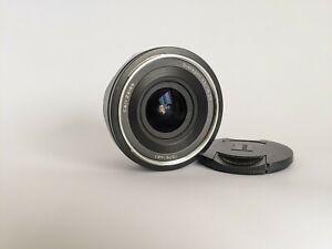 Carl Zeiss Distagon T* 18mm / 3,5 ZE, Canon Mount