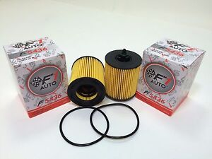 2PC OF5436 ENGINE OIL FILTER GM SATURN COBALT SAAB PONTIAC OLDSMOBILE..