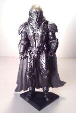 "mattel ARMORED ZOD kryptonian armor MOVIE MASTERS: MAN OF STEEL 2013 5"" #6065"