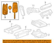 Chevrolet GM OEM 11-15 Volt Keyless Entry-Key Fob Remote Transmitter 22923862