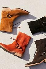 *FREE PEOPLE VIENNA ANKLE BOOTS sz 9 (AS IS)