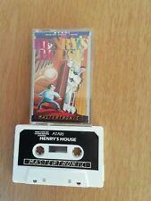 Atari bailarines House (XE/800XL/130XE)