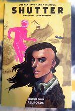 SHUTTER vol 4 - Image Comics / Graphic Novel TPB - New