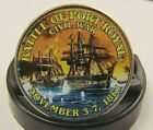 Battle Of Port Royal Colorized 2012 Kennedy Half Dollar Civil War Commemorative for sale