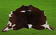 "New Calfhide Rugs Area Calf Skin Leather 8.25 sq.feet (33""x36"") Calf hide U5953"