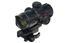 """UTG * 4.2"""" ITA Red/Green T-Dot with QD Mount, Riser Adaptor * SCP-DS3840TDQ New!"""