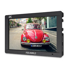 "Feelworld FW-703 7"" IPS Full HD 1920X1200 4K Camera Monitor For Nikon Sony Canon"