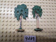 Lego 2 alte Bäume 50/60-iger Jahre