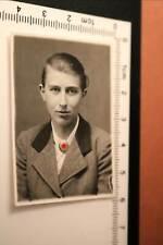 Great Old Passport Photo Girl Bdm Girl Market Wolnzach