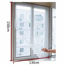 Insect Fly Bug Mosquito Net Mesh Screen Curtain for Doors Windows Flyscreen
