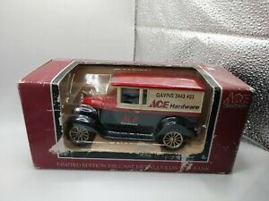 Liberty Classics Ace Hardware 1928 Chevrolet National AB Die Cast Truck Bank